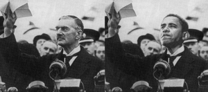 President Obama's nuclear pact with Iran: echoes of Chamberlain's Munich Pact with Germany.